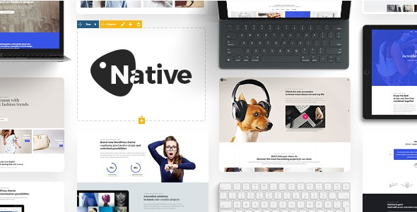 native-powerful-startup-WordPress-theme